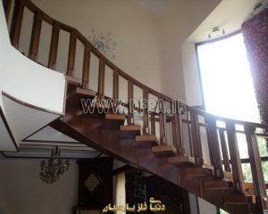 پله پیچ - کد P114