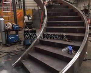 پله پیچ - کد P117